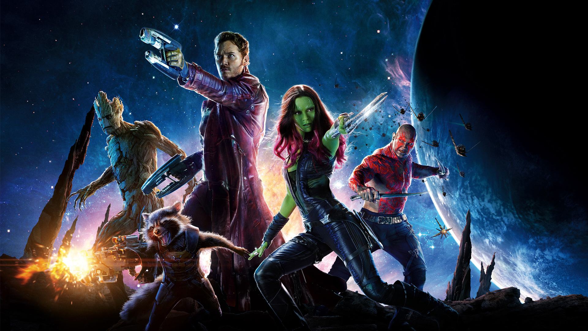 Guardians Of The Galaxy Hd Wallpaper: Guardians Of The Galaxy 2 HD Wallpapers Free Download
