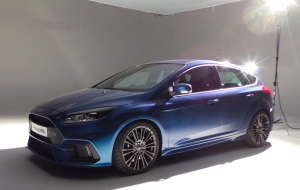 Ford Focus RS 2016 Wallpapers HD