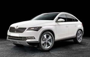 Skoda SUV Wallpapers HD