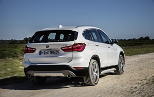 BMW X1 2016 Wallpapers