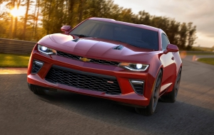 Chevrolet Camaro 2016 Wallpapers