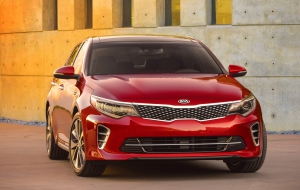 Kia Optima 2016 Wallpapers HD