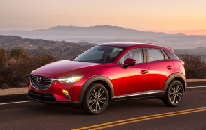 Mazda CX-3 2016 Wallpapers HD
