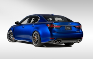 Lexus GS F 2016 Wallpapers HD