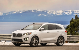Kia Sorento 2016 Wallpapers HD