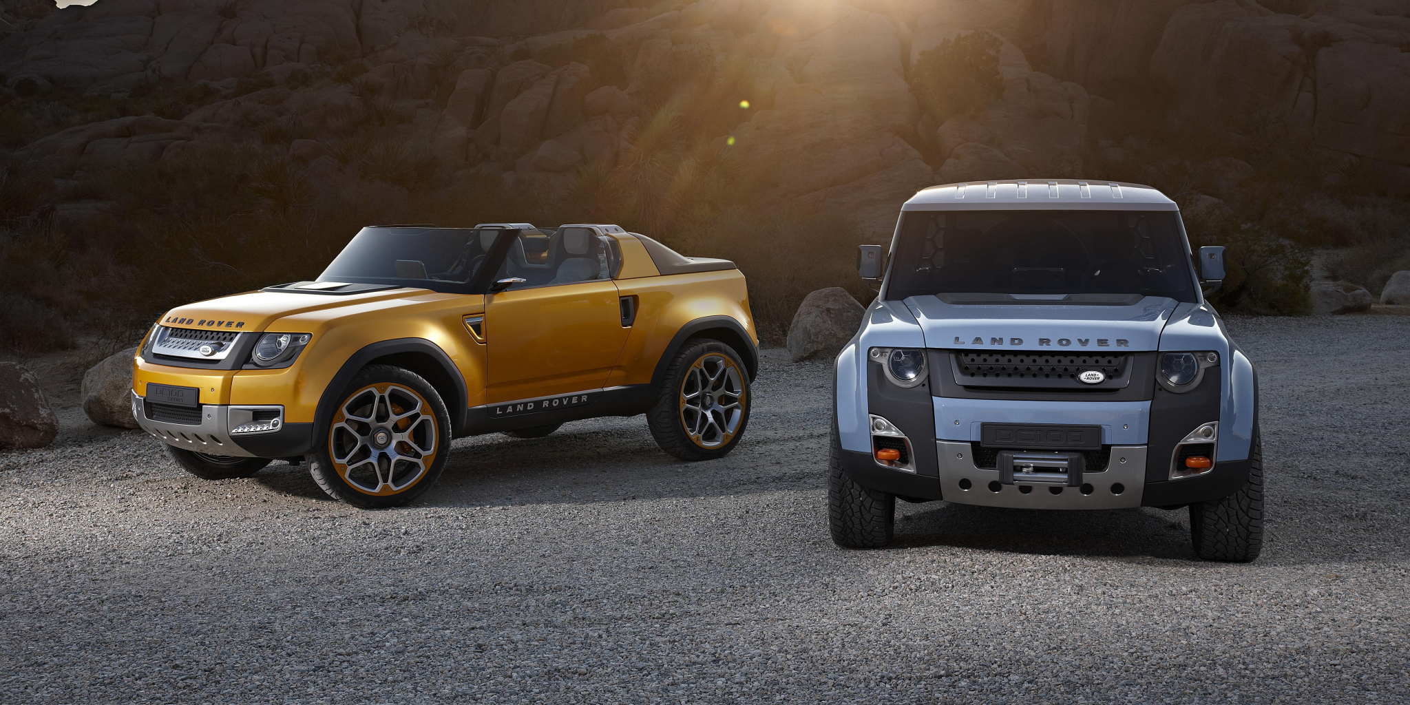 Land Rover Defender 2018 HD wallpapers free download