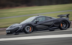 McLaren P14 2016 Wallpapers