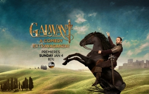 Galavant Wallpaper