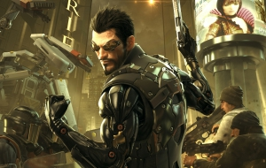 Deus Ex: Mankind Divided Wallpaper
