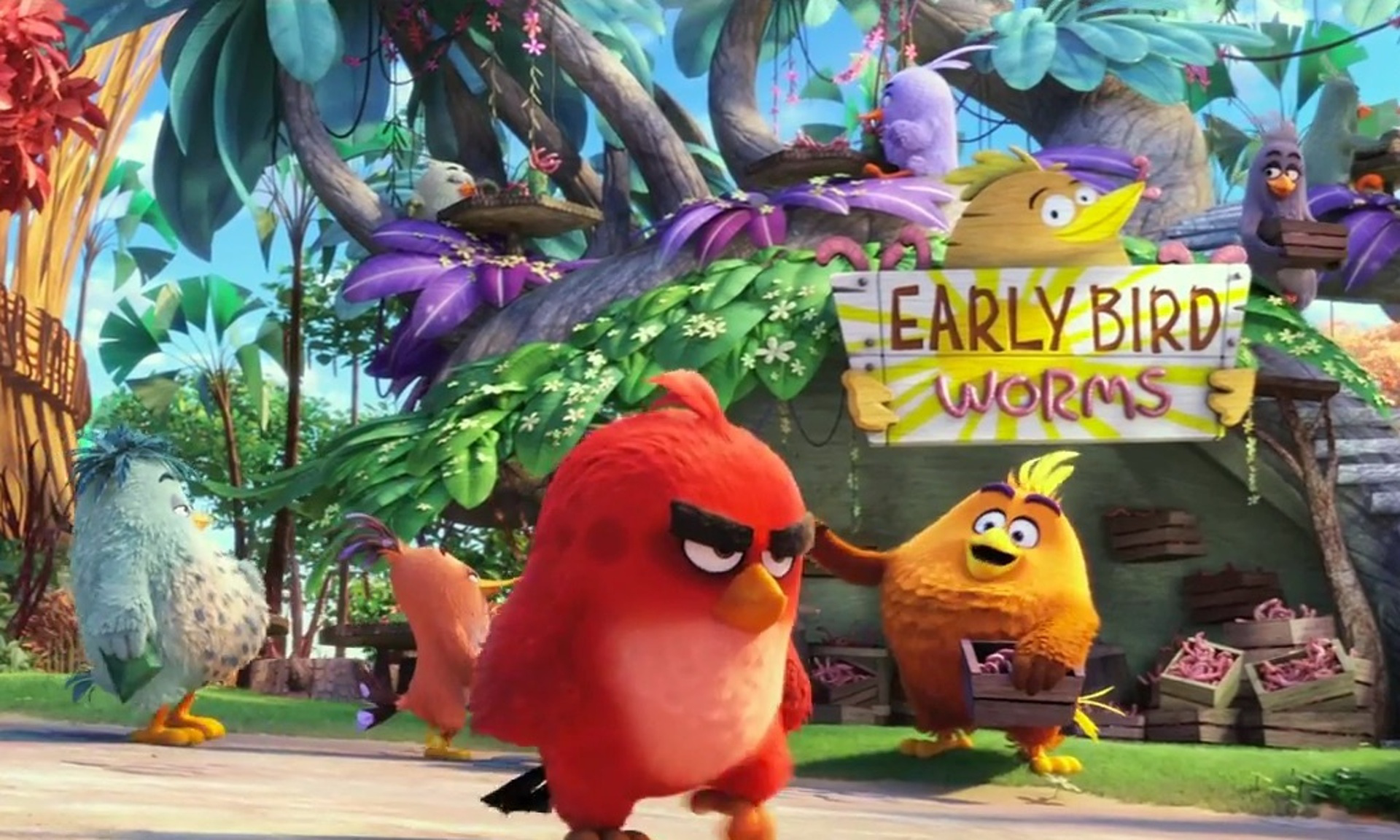 The Angry Birds Movie 5036
