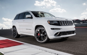 Jeep Grand Cherokee Trackhawk 2017 Wallpaper