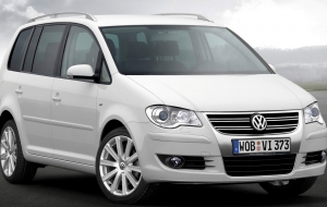 Volkswagen Touran 2016 Wallpaper