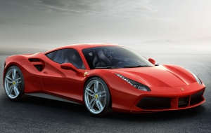 Ferrari 488 Spider 2016 Wallpaper