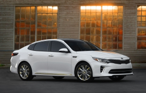 Kia Optima 2016 Wallpaper