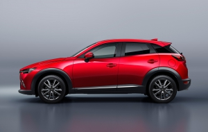 Mazda CX-3 2016 Wallpaper