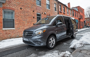 Mercedes-Benz Metris 2016 Wallpaper
