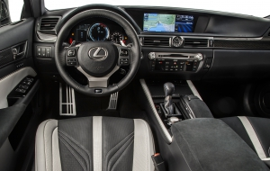 Lexus GS F 2016 Wallpaper