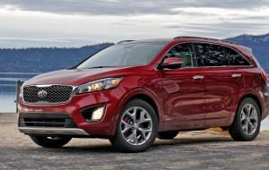 Kia Sorento 2016 Wallpaper