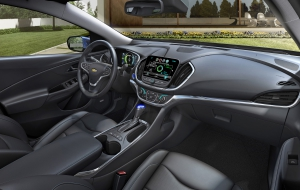 Chevrolet Volt 2016 Wallpaper