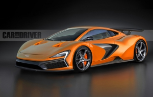 McLaren P14 2016 Wallpapers HD