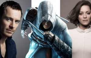 Assassin's Creed movie 2016 Wallpaper