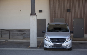Mercedes-Benz Metris 2016 Pictures