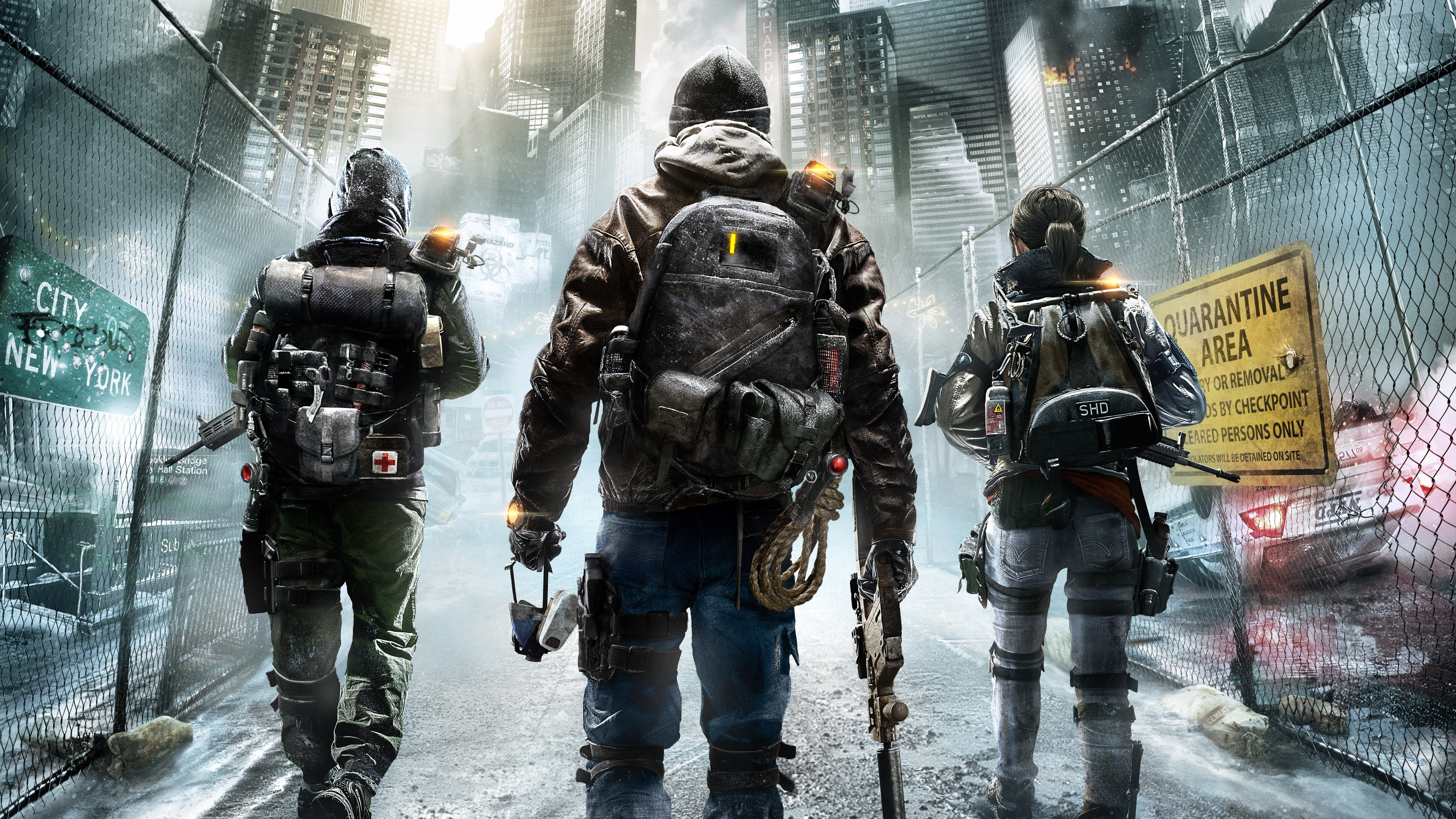Tom Clancys The Division Pictures