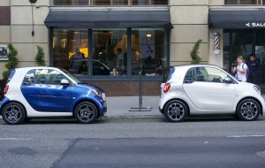 Smart Fortwo 2016 Pictures