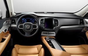 Volvo S90 2016 Pictures
