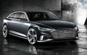 Audi Prologue Avant Pictures