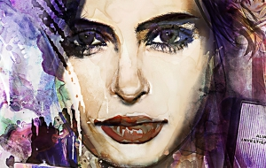 Jessica Jones TV Wallpaper
