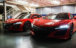 Acura NSX 2016 Pictures