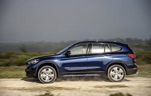 BMW X1 2016 Wallpaper