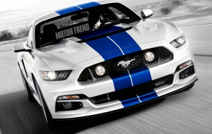 Ford Mustang Shelby GT350 2016 Pictures