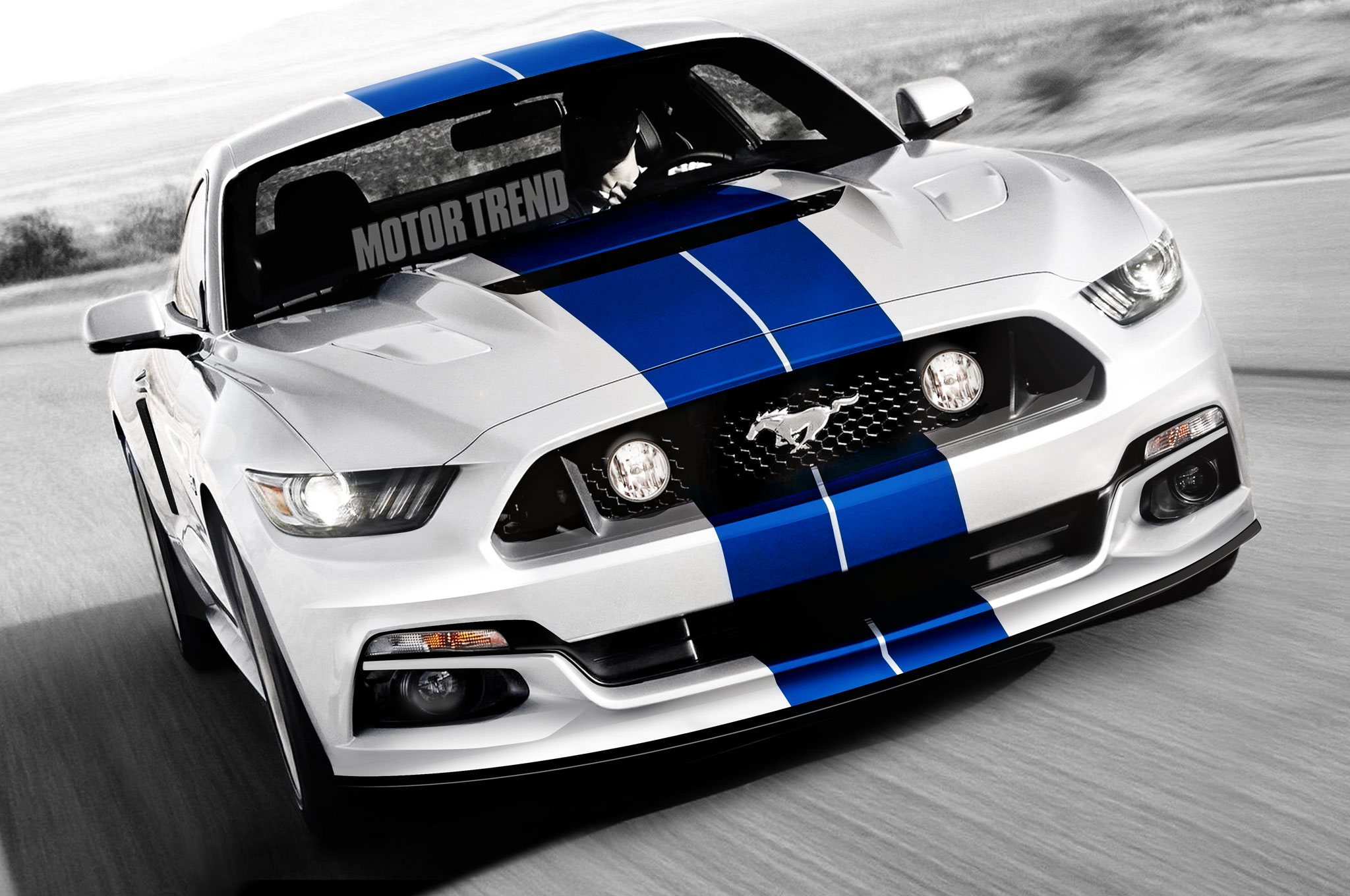HD Mustang Wallpapers For Free Download