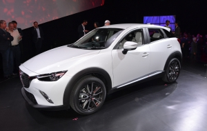 Mazda CX-3 2016 Pictures