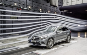 Mercedes-Benz GLC 2016 Pictures