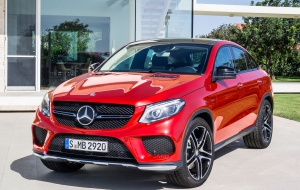Mercedes-Benz GLE Coupe 2016 Pictures