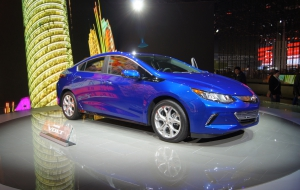 Chevrolet Volt 2016 Pictures