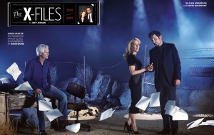 The X-Files 2016 Photos