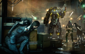 Deus Ex: Mankind Divided Photos