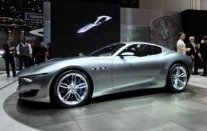 Maserati Alfieri 2017 Photos