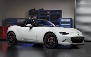 Mazda MX-5 Miata 2016 Photos