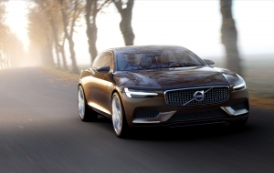 Volvo S90 2016 Photos