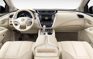 Nissan Murano 2015 Photos