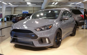 Ford Focus RS 2016 Photos