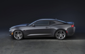 Chevrolet Camaro 2016 Pictures