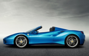Ferrari 488 Spider 2016 Photos