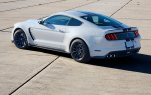Ford Mustang Shelby GT350 2016 Photos