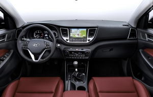 Hyundai Tucson 2016 Photos